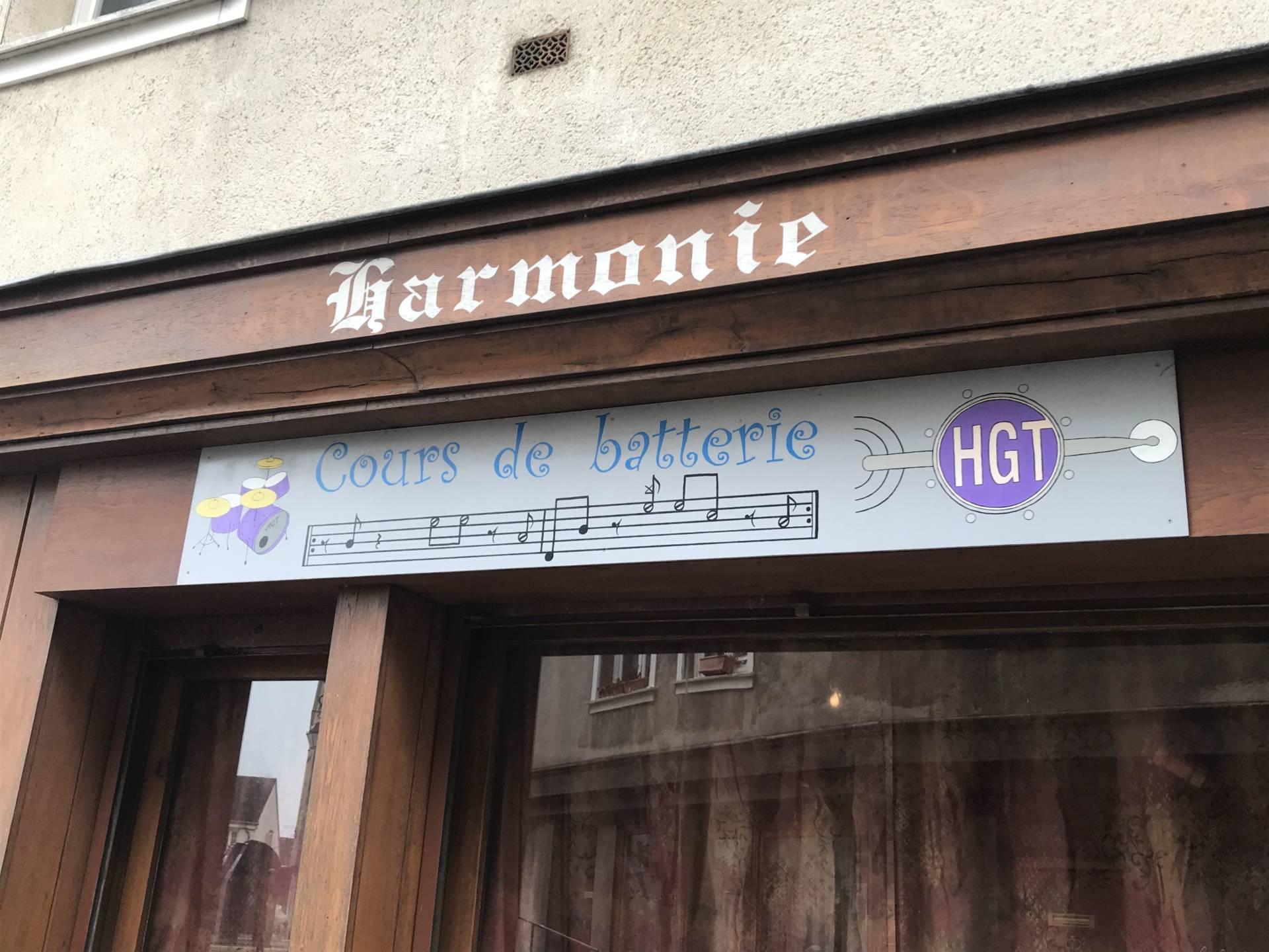 Professeur de batterie à Chartres