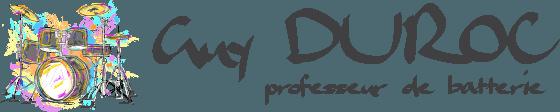 DUROC Guy | Professeur de batterie à Chartres